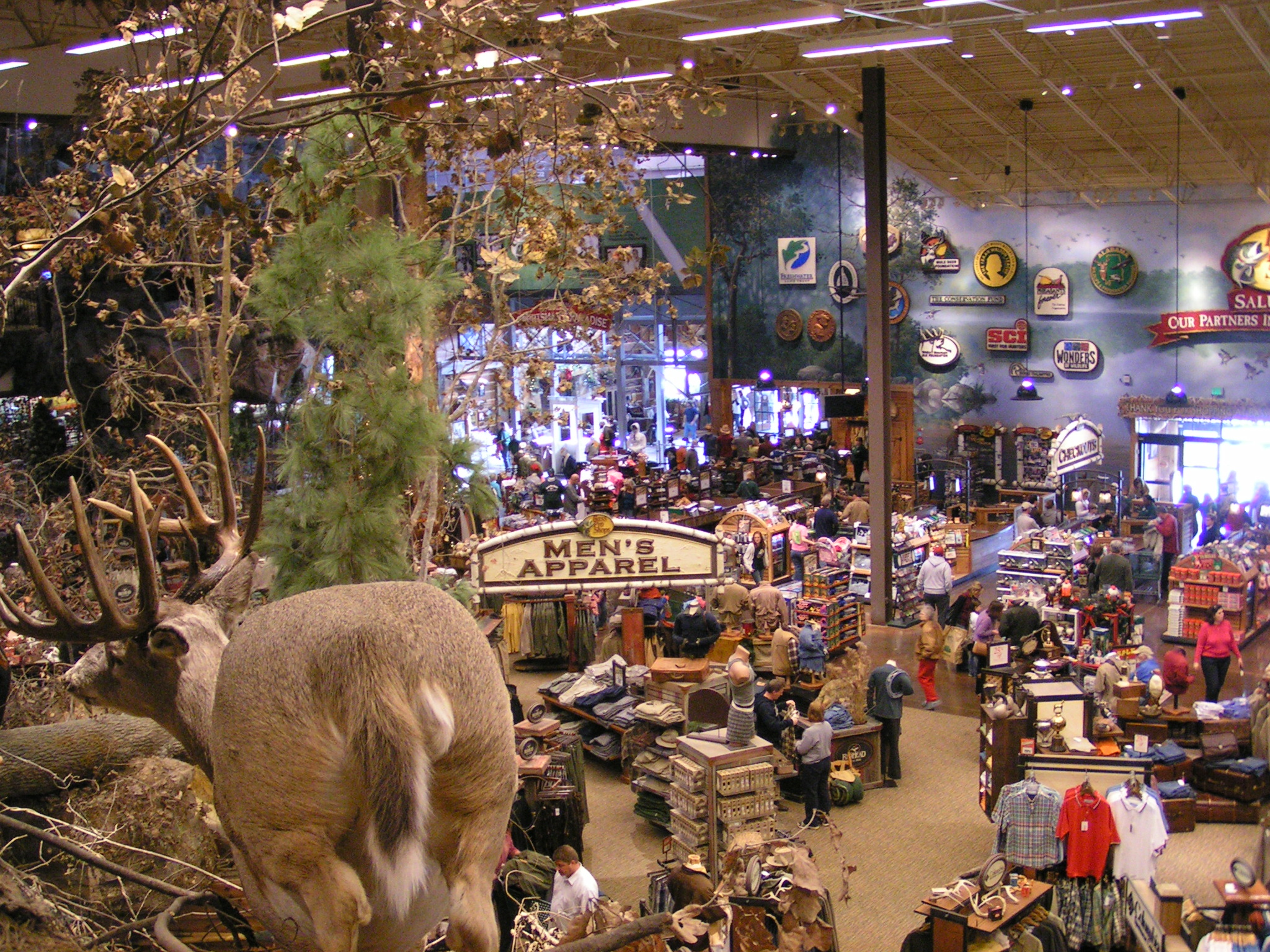 bass pro shop Bps direct, llc is an american privately held retailer of hunting, fishing,  camping and related outdoor recreation merchandise bass pro shops supports  and.