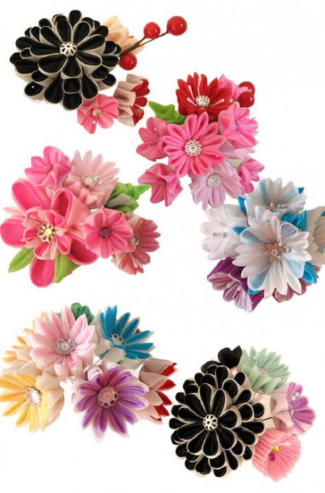 Kanzashi Flower Makers Are Here We Love Quilting