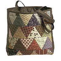 A Free Batik Bag Pattern From Fons And Porter | We Love Quilting! : fons and porter free quilt patterns - Adamdwight.com