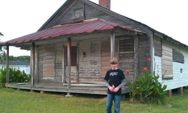 Shug's house