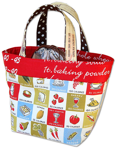 Tutorial lunch bag