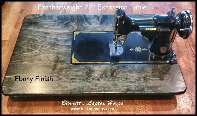 Featherweight table tops