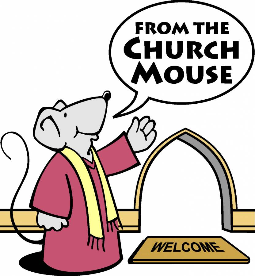 Image result for church mice