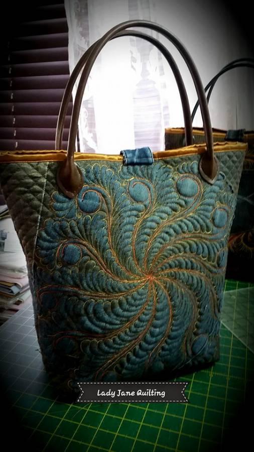 Denim Bag Front 3
